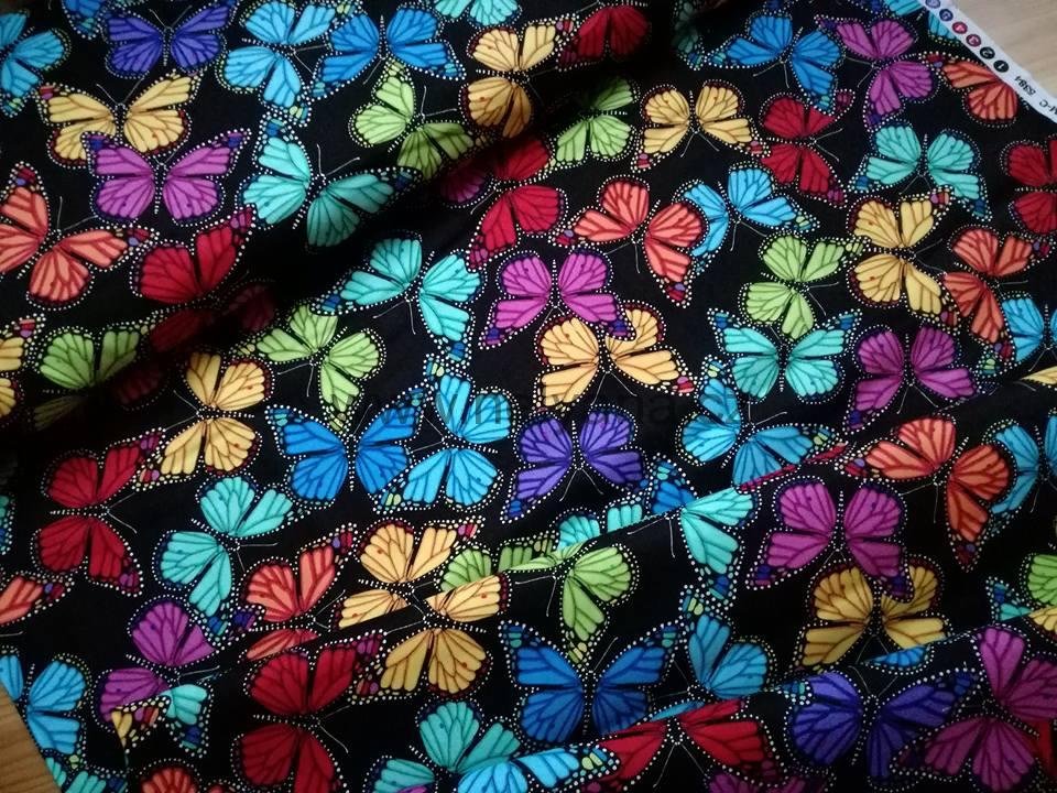BUTTERFLIES MULTI
