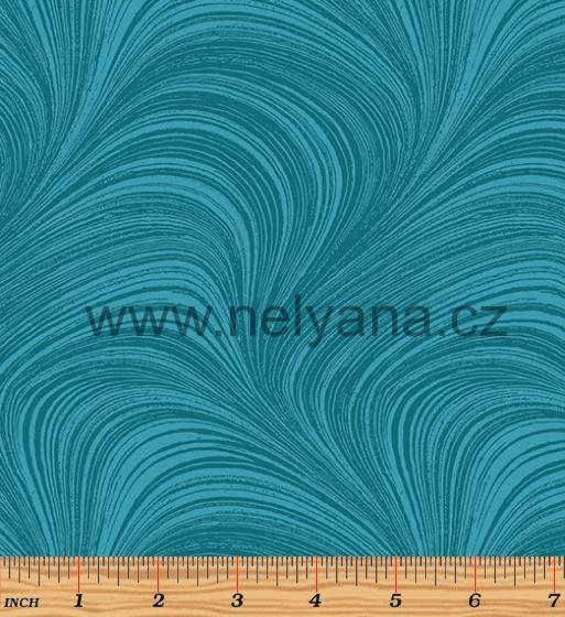 WAVE TEXTURE TURQUOISE